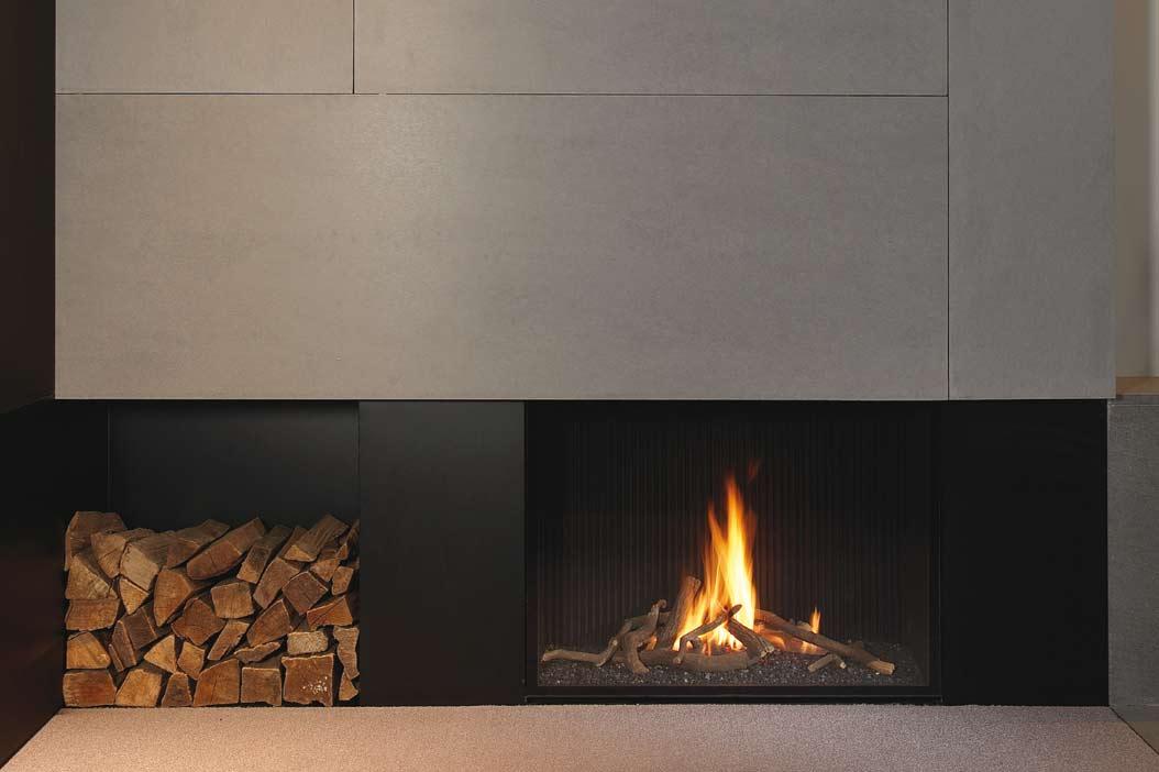 foyer gaz naturel sans chemin e. Black Bedroom Furniture Sets. Home Design Ideas